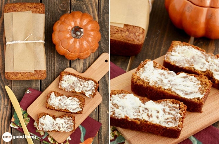 How To Make The Best Gluten Free Pumpkin Bread · Jillee