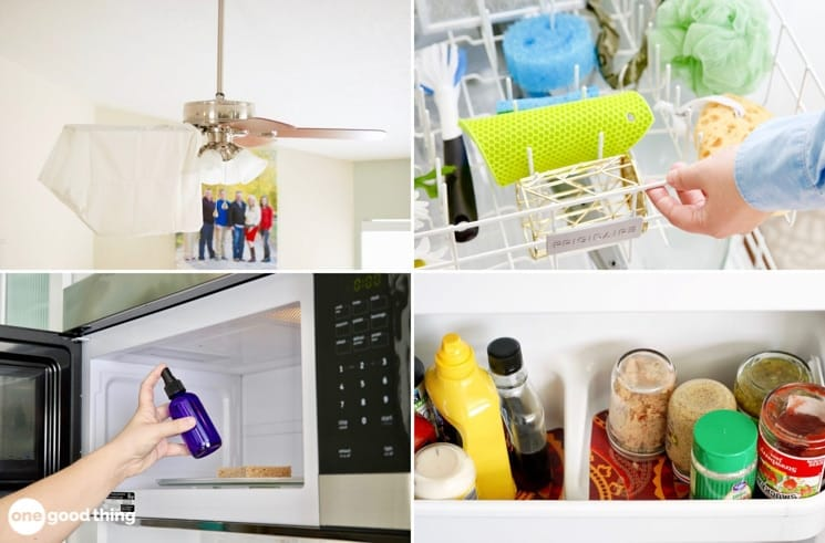 11 Of My All-Time Favorite Cleaning Shortcuts · One Good Thing by Jillee