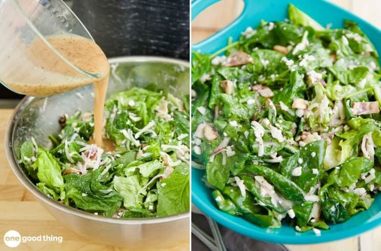 This Is The Best Spinach Salad Recipe, Period · One Good Thing by Jillee