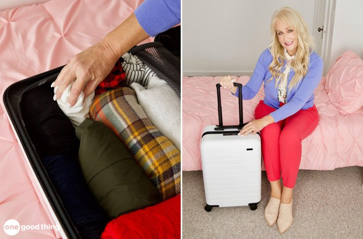 How To Pack A Carry On Bag · One Good Thing by Jillee