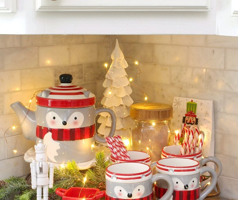 Christmas Kitchen Decor Ideas – Clean and Scentsible