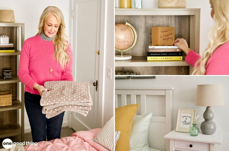 5 Easy Ways To Get Your Guest Room Ready For The Holidays