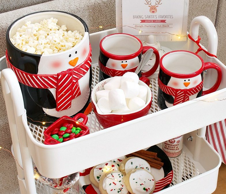 Christmas Movie Night Cart – Clean and Scentsible
