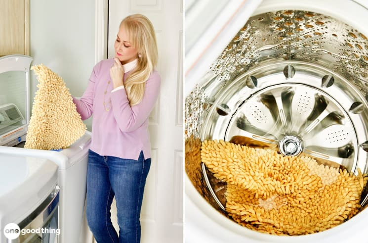 How To Wash Small Loads More Effectively In Your HE Washer