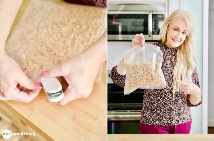 This Mini Food Sealer Will Stop Your Food From Getting Stale