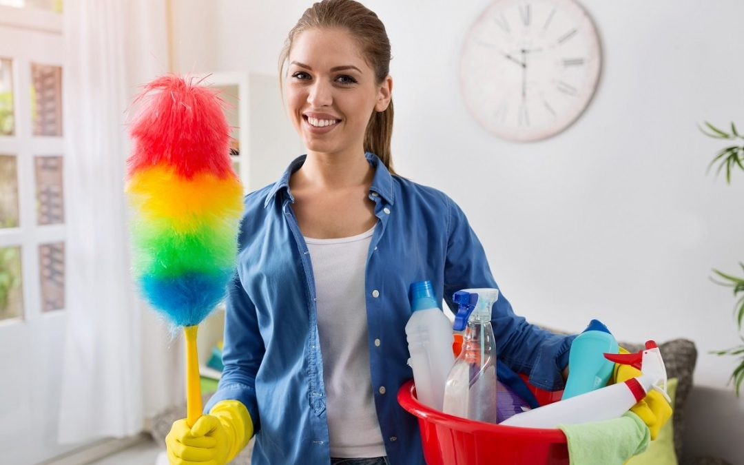 How Can You Involve Others In House Cleaning